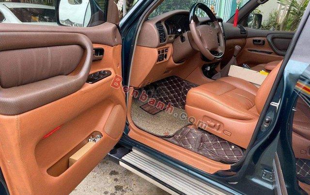 Bán Toyota Land Cruiser sản xuất năm 2005 chính chủ, 535 triệu5