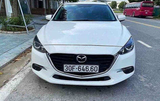 Bán xe Mazda 3 sản xuất năm 2017, màu trắng còn mới3