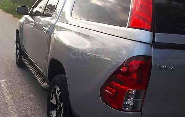 Cần bán lại xe Toyota Hilux sản xuất năm 2018, màu bạc, nhập khẩu nguyên chiếc còn mới, 789 triệu1