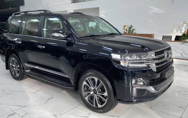 Toyota Land Cruiser 2021 máy dầu, bản cao cấp đủ đồ nhất, xe giao ngay2