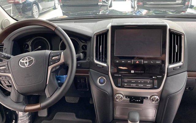 Toyota Land Cruiser 2021 máy dầu, bản cao cấp đủ đồ nhất, xe giao ngay8