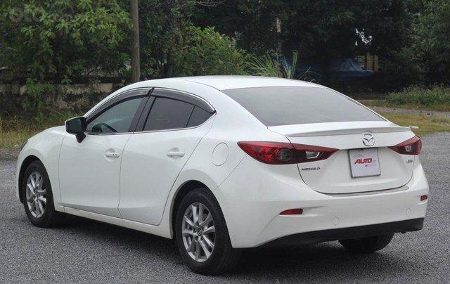 Cần bán gấp chiếc Mazda 3 1.5 AT sản xuất 2017, hoạt động lại cực kì ổn định3