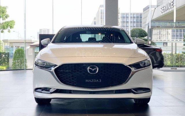 [TPHCM] new Mazda 3 2020 - ưu đãi 60tr - đủ màu - tặng phụ kiện - chỉ 195tr0