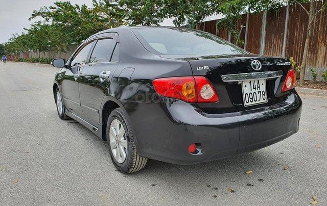 Cần bán gấp chiếc Toyota Corolla Altis năm sản xuất 2008, xe một đời chủ sử dụng3
