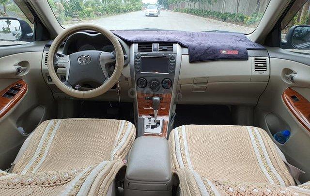 Cần bán gấp chiếc Toyota Corolla Altis năm sản xuất 2008, xe một đời chủ sử dụng8