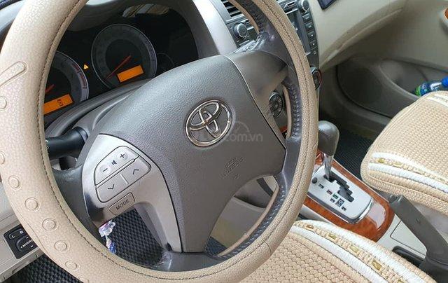 Cần bán gấp chiếc Toyota Corolla Altis năm sản xuất 2008, xe một đời chủ sử dụng10