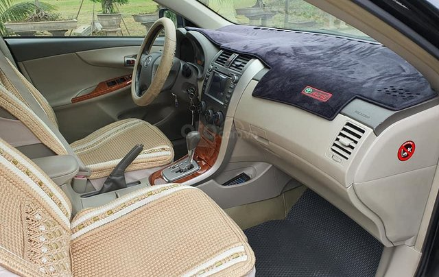 Cần bán gấp chiếc Toyota Corolla Altis năm sản xuất 2008, xe một đời chủ sử dụng7