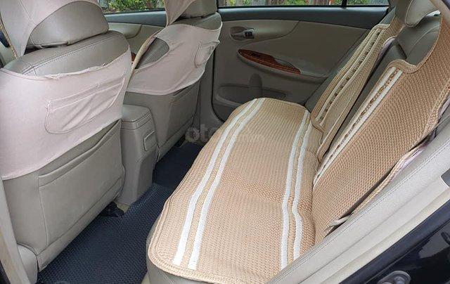 Cần bán gấp chiếc Toyota Corolla Altis năm sản xuất 2008, xe một đời chủ sử dụng6