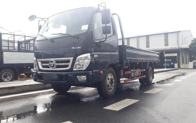 Xe tải Ollin 490/700. Tải 2,1T/ 3,4T. Thùng dài 4,3m. Động cơ công nghệ ISUZU. Giá siêu tốt. Hỗ trợ vay 70%2
