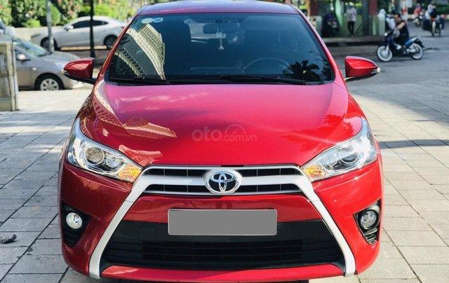 Cần bán nhanh Toyota Yaris 1.3G 20160