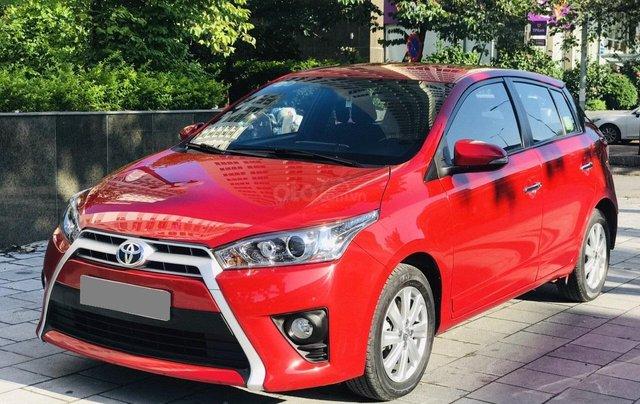 Cần bán nhanh Toyota Yaris 1.3G 20164