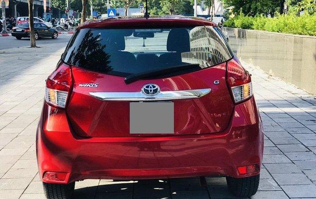 Cần bán nhanh Toyota Yaris 1.3G 20162