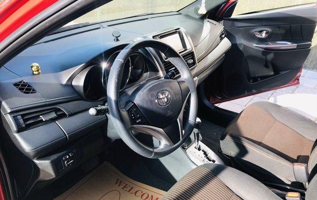 Cần bán nhanh Toyota Yaris 1.3G 201610