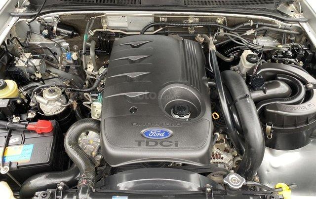 Ford Everest 2.5L 4x2MT đời 2014, màu bạc, mày dầu, số tay, 1 chủ từ mới, không lỗi nhỏ, sơn zin cả xe8