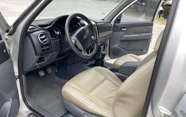 Ford Everest 2.5L 4x2MT đời 2014, màu bạc, mày dầu, số tay, 1 chủ từ mới, không lỗi nhỏ, sơn zin cả xe4