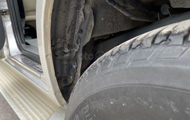 Ford Everest 2.5L 4x2MT đời 2014, màu bạc, mày dầu, số tay, 1 chủ từ mới, không lỗi nhỏ, sơn zin cả xe14