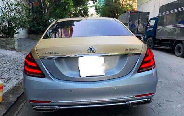 Bán Mercedes S560L năm sản xuất 2014 chính chủ1