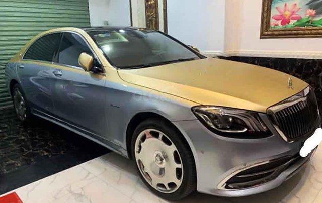 Bán Mercedes S560L năm sản xuất 2014 chính chủ2