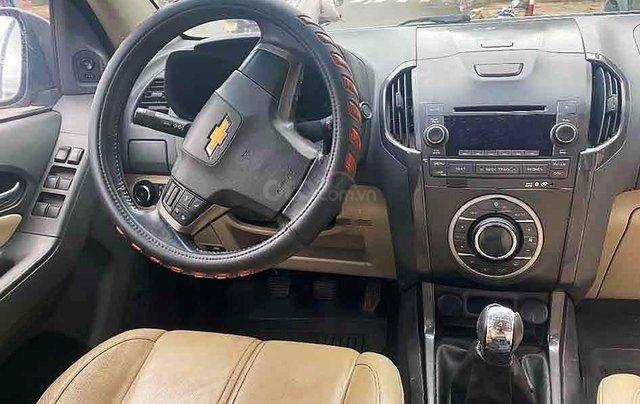 Bán Chevrolet Colorado đời 2013, màu bạc, nhập khẩu chính chủ 1