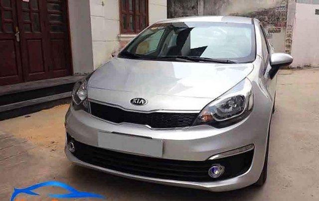 Bán Kia Rio năm sản xuất 2015, màu bạc, nhập khẩu còn mới3