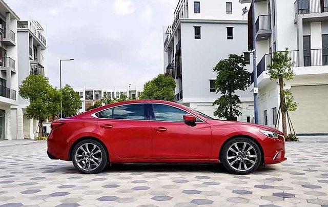 Cần bán gấp Mazda 6 sản xuất 2018, màu đỏ còn mới, giá chỉ 805 triệu1