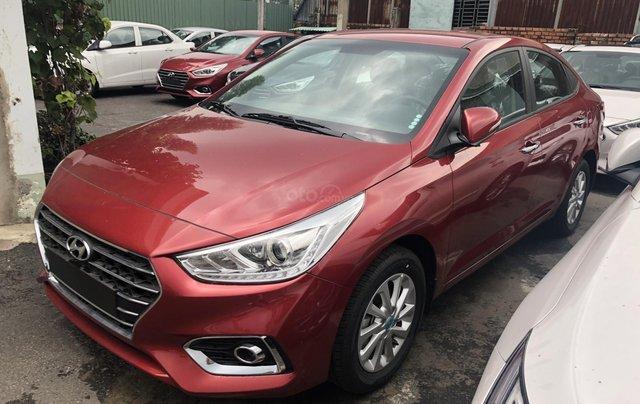 Xã hàng đợt cuối xe Hyundai Accent 2020 số sàn, giảm 25tr chỉ 2 xe, khác màu2