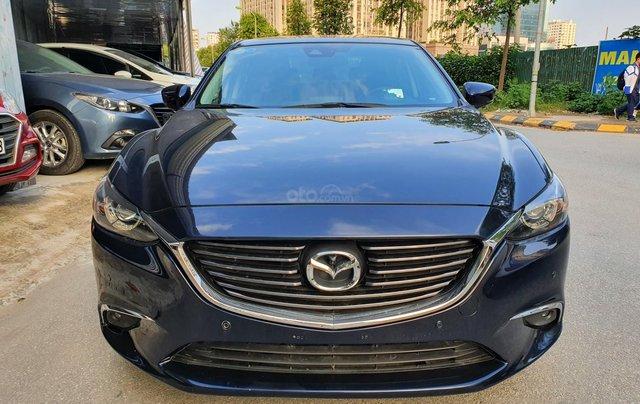 Bán Mazda 6 2.0 Premium sx 2017, xanh cavansite0