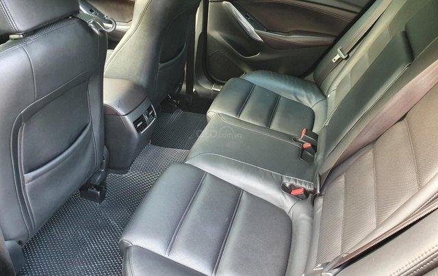 Bán Mazda 6 2.0 Premium sx 2017, xanh cavansite5