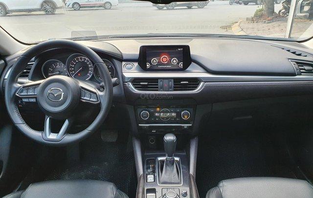 Bán Mazda 6 2.0 Premium sx 2017, xanh cavansite6