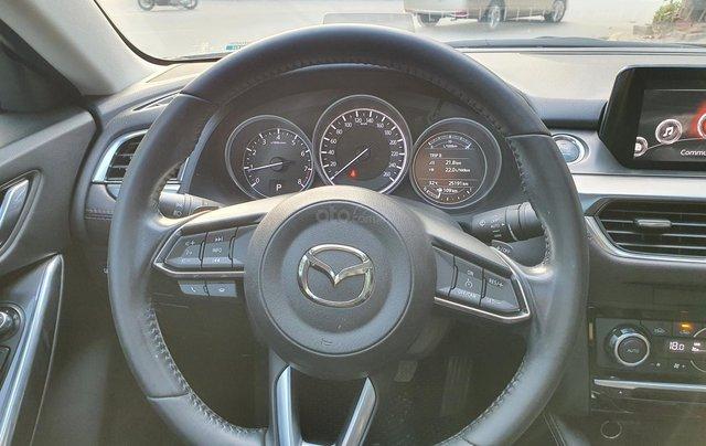 Bán Mazda 6 2.0 Premium sx 2017, xanh cavansite8