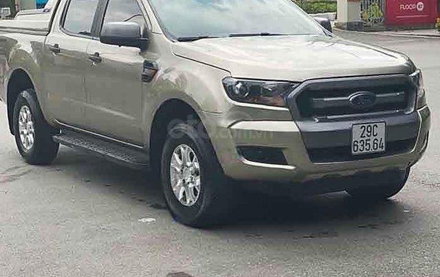 Bán xe Ford Ranger năm sản xuất 2015, màu xám, nhập khẩu nguyên chiếc còn mới3