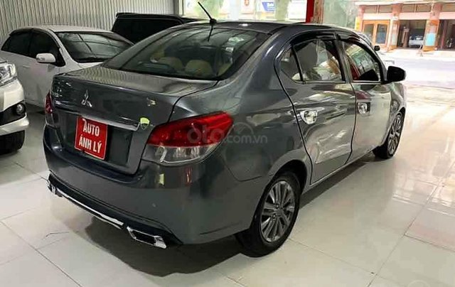 Cần bán gấp Mitsubishi Attrage năm 2016, màu xám, xe nhập còn mới giá cạnh tranh1