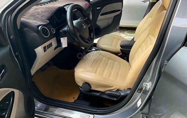 Cần bán gấp Mitsubishi Attrage năm 2016, màu xám, xe nhập còn mới giá cạnh tranh3