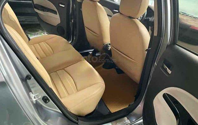 Cần bán gấp Mitsubishi Attrage năm 2016, màu xám, xe nhập còn mới giá cạnh tranh4