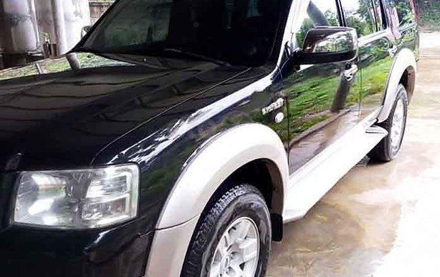 Bán Ford Everest năm sản xuất 2009, màu đen còn mới giá cạnh tranh2