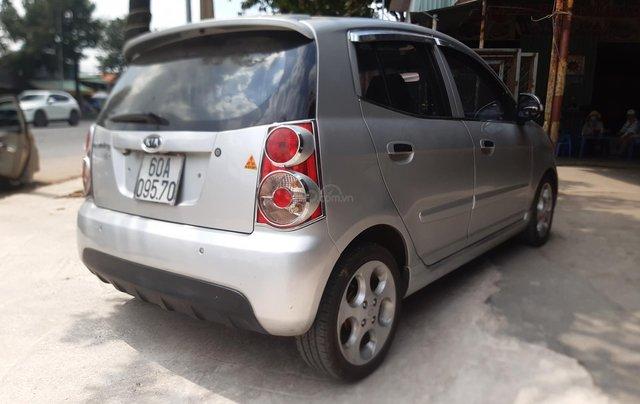 Kia Morning XLS đời 2008 nhập khẩu về Việt Nam 3/2019, một chủ mua mới1