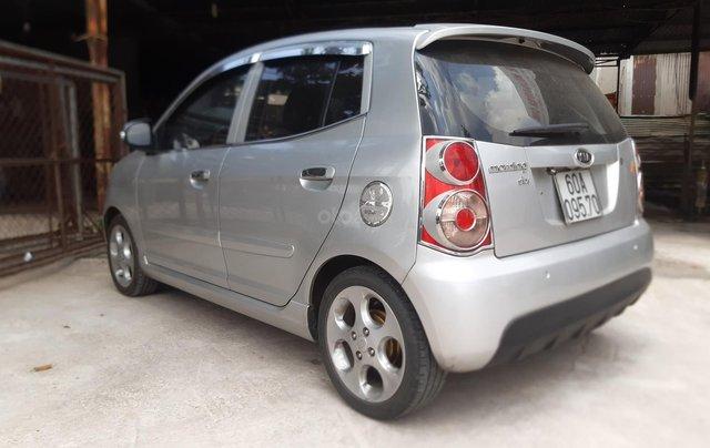 Kia Morning XLS đời 2008 nhập khẩu về Việt Nam 3/2019, một chủ mua mới2