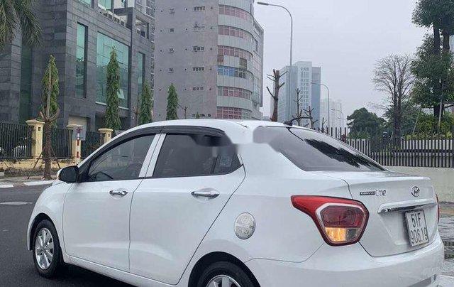Bán Hyundai Grand i10 sản xuất năm 2016, xe một đời chủ3