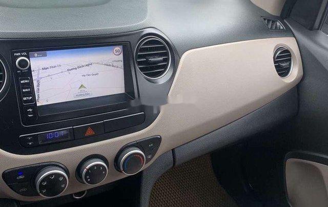 Bán Hyundai Grand i10 sản xuất năm 2016, xe một đời chủ9