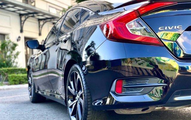 Bán Honda Civic sản xuất 2019, màu đen, xe nhập, giá tốt6