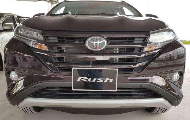 Bán ô tô Toyota Rush 1.5 AT sản xuất năm 2020, xe nhập giá cạnh tranh0