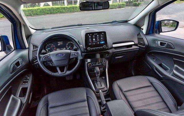 Cần bán Ford EcoSport sản xuất năm 2020, màu xanh lam1
