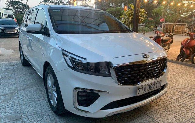 Cần bán lại xe Kia Sedona 2020, màu trắng còn mới2