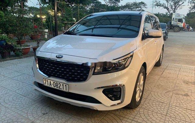Cần bán lại xe Kia Sedona 2020, màu trắng còn mới1