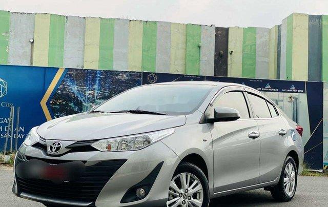 Bán xe Toyota Vios MT sản xuất 2019, xe gia đình1