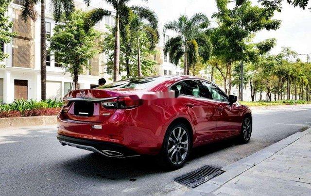 Xe Mazda 6 2.5 Premium đời 2018, màu đỏ4