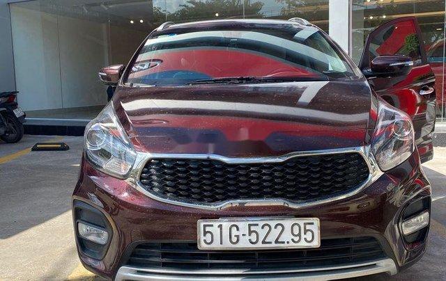 Cần bán Kia Rondo sản xuất năm 2017, xe nhập còn mới0