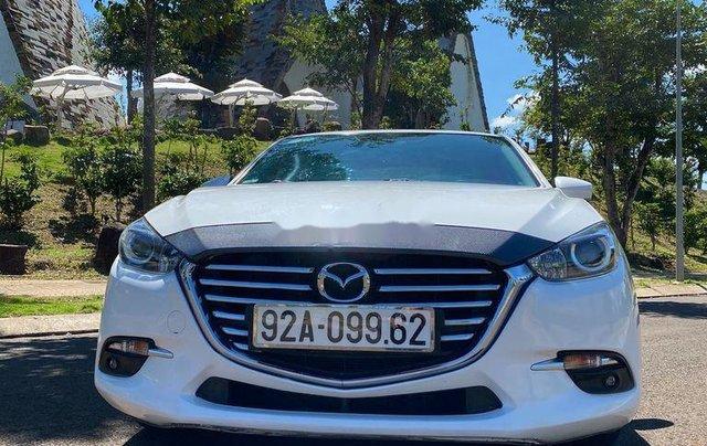 Cần bán Mazda 3 sản xuất 2018, màu trắng, 585tr0