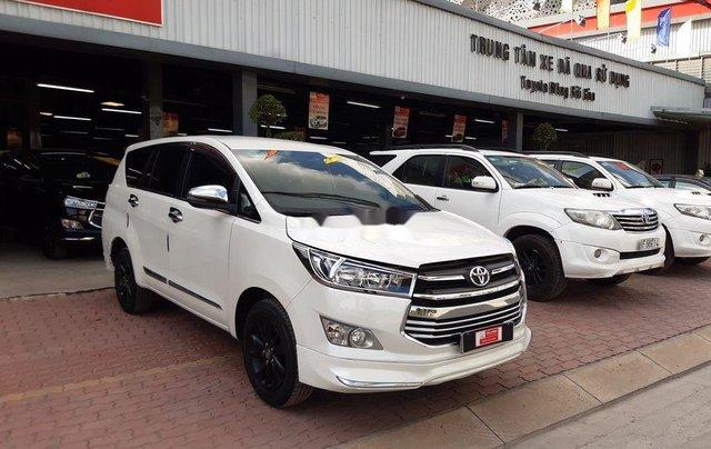 Cần bán lại xe Toyota Innova đời 2019, màu trắng, 790tr2