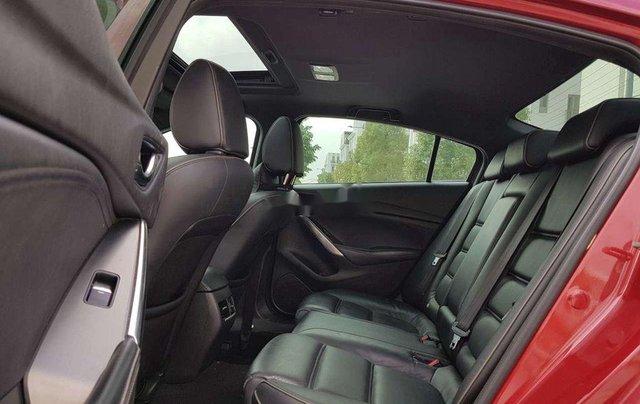 Xe Mazda 6 2.5 Premium đời 2018, màu đỏ7
